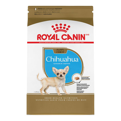 Breed Health Nutrition Chihuahua Puppy