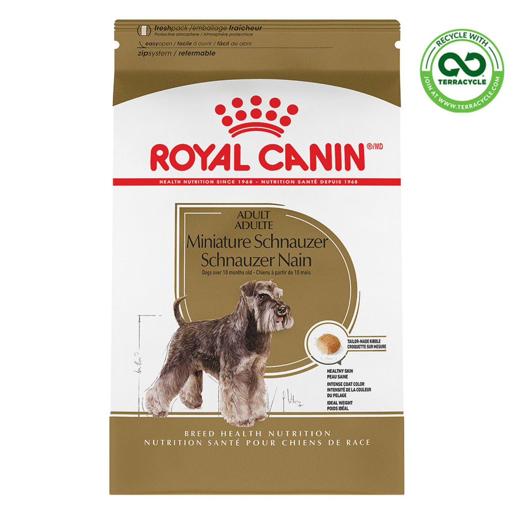 View larger image of Breed Health Nutrition Miniature Schnauzer Adult