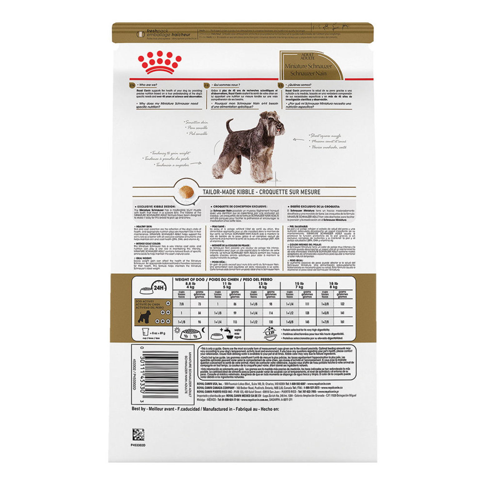 Royal Canin Dry Dog Food Miniature