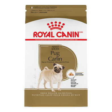 Breed Health Nutrition Pug Adult