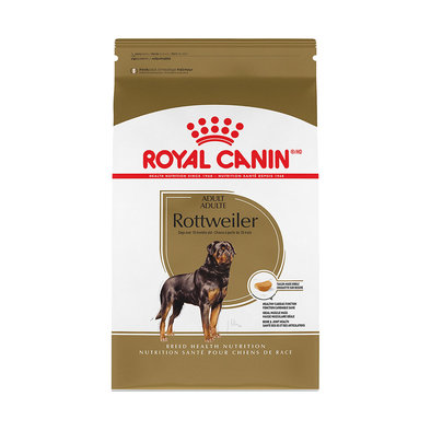Breed Health Nutrition Rottweiler Adult