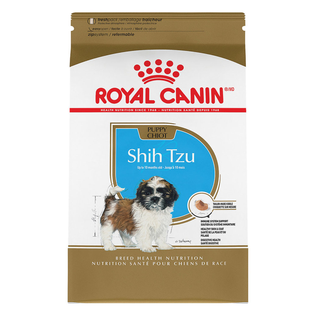 View larger image of Breed Health Nutrition Shih Tzu Puppy
