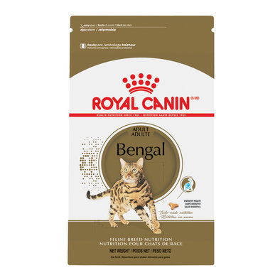 Feline Breed Nutrition  Bengal