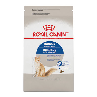 Feline Health Nutrition Indoor Long Hair