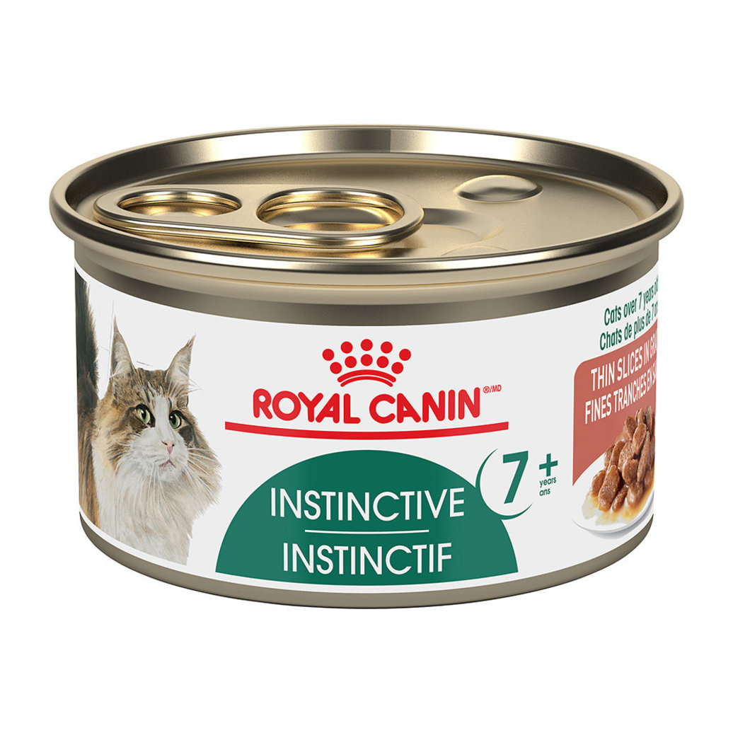 View larger image of Feline Health Nutrition Instinctive 7+ Thin Slices In Gravy