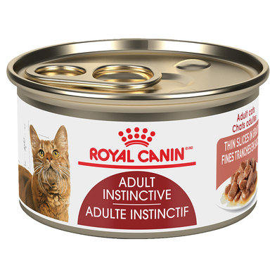 Feline Health Nutrition Adult Instinctive Thin Slices In Gravy
