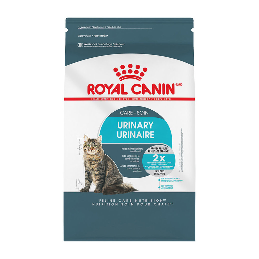 View larger image of Feline Care Nutrition Urinary Care Adult Cat Food