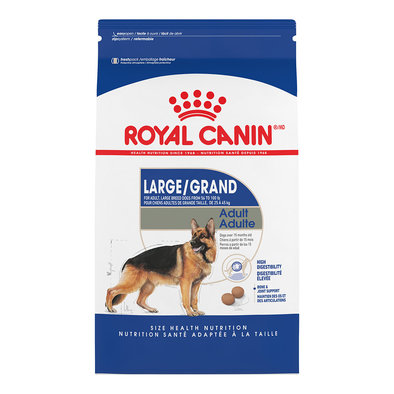Size Health Nutrition Large Breed Adult - 15.9 kg