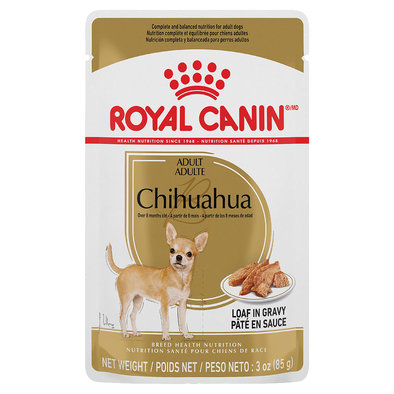 Pouch, Adult - Chihuahua - 85 g