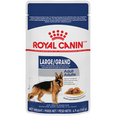 Size Health Nutrition Adult Large Dog