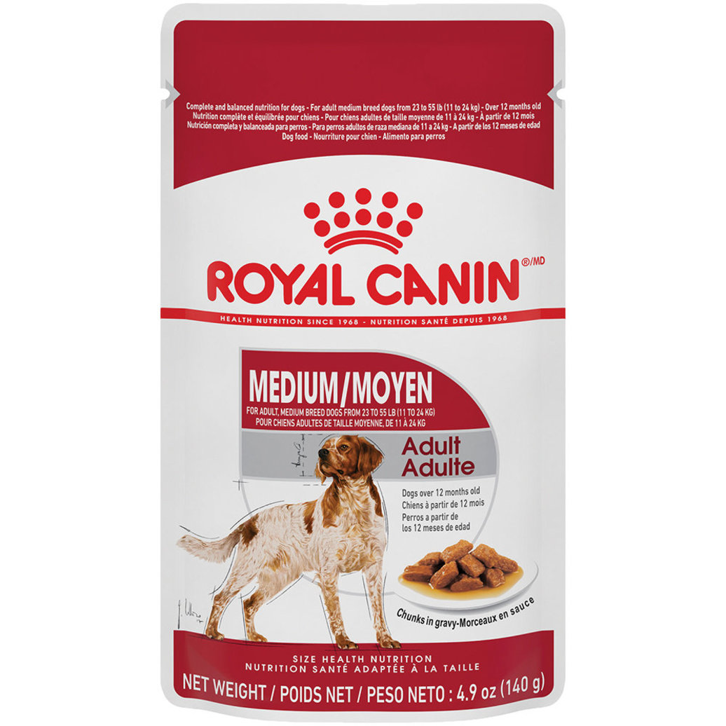 View larger image of Size Health Nutrition Adult Medium Dog