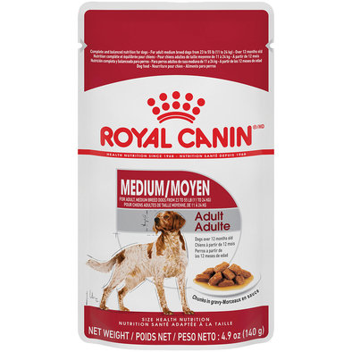 Size Health Nutrition Adult Medium Dog