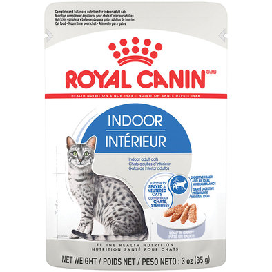 Feline Health Nutrition Indoor Adult Loaf in Gravy Pouch - 85 g