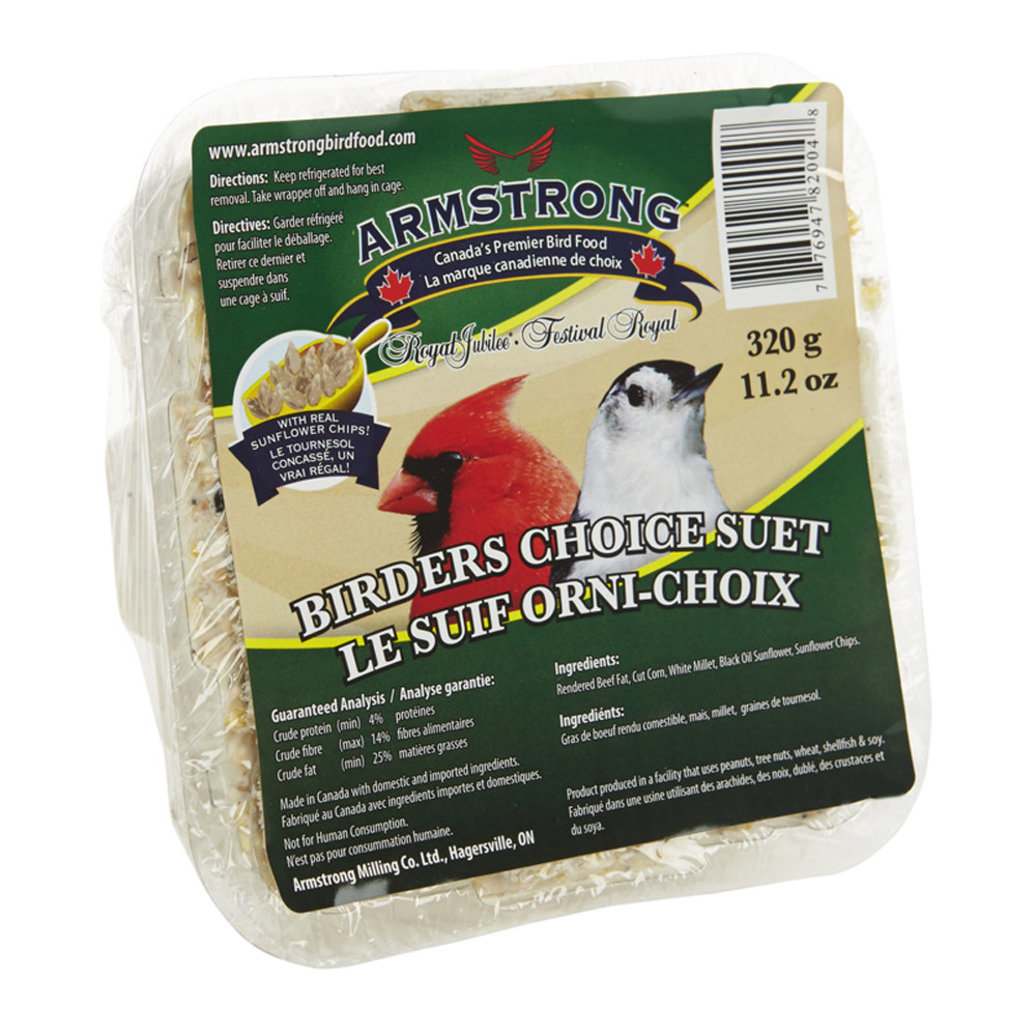 View larger image of Birders Choice Suet - 320 g