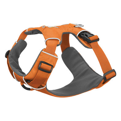 Front Range Harness - Orange Poppy - Small -22-27""