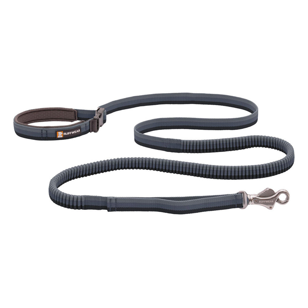 View larger image of Roamer Leash - Granite Gray - 1.7 - 2.1 m