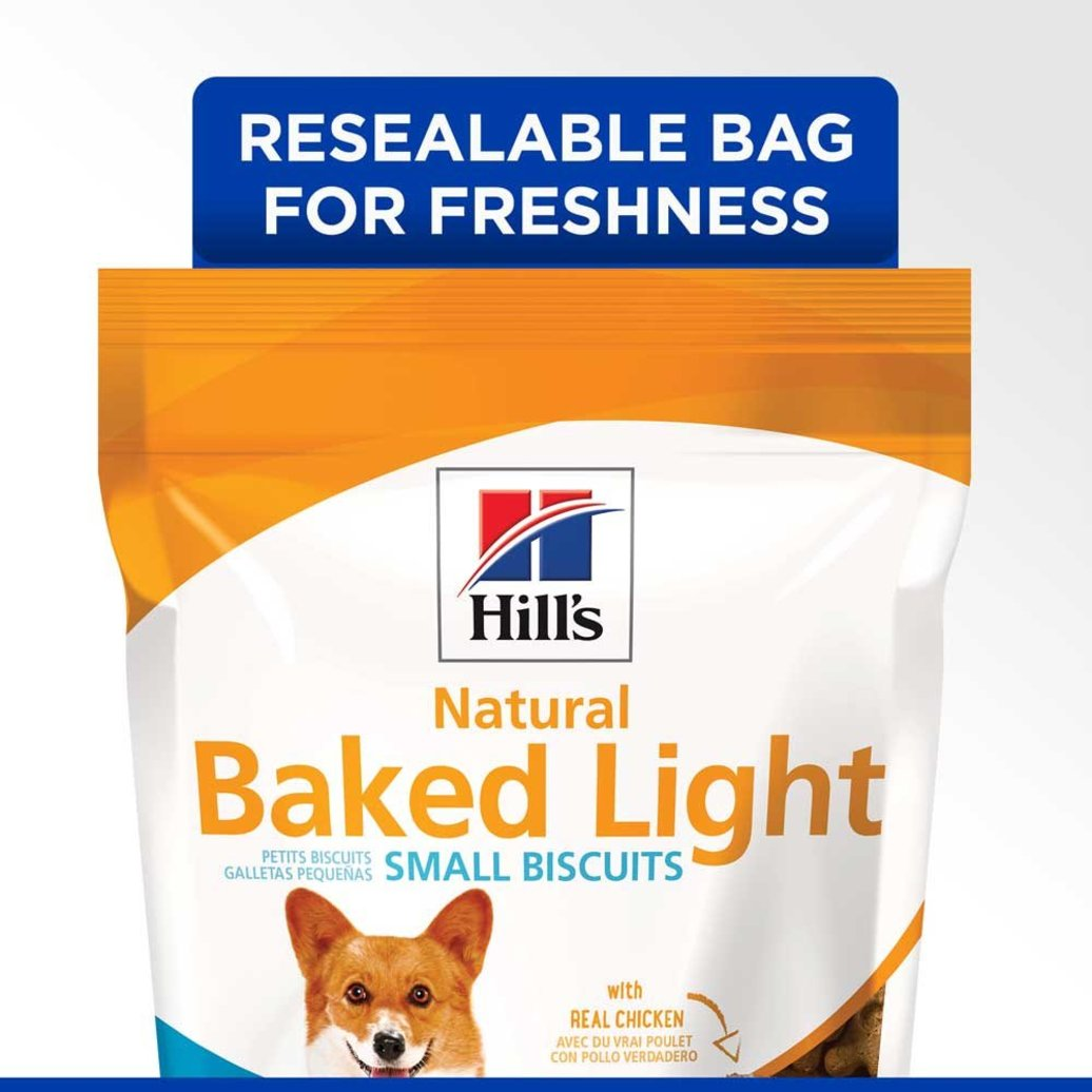 View larger image of Natural Baked Light Biscuits with Real Chicken, Treats for Small dogs, 227 g