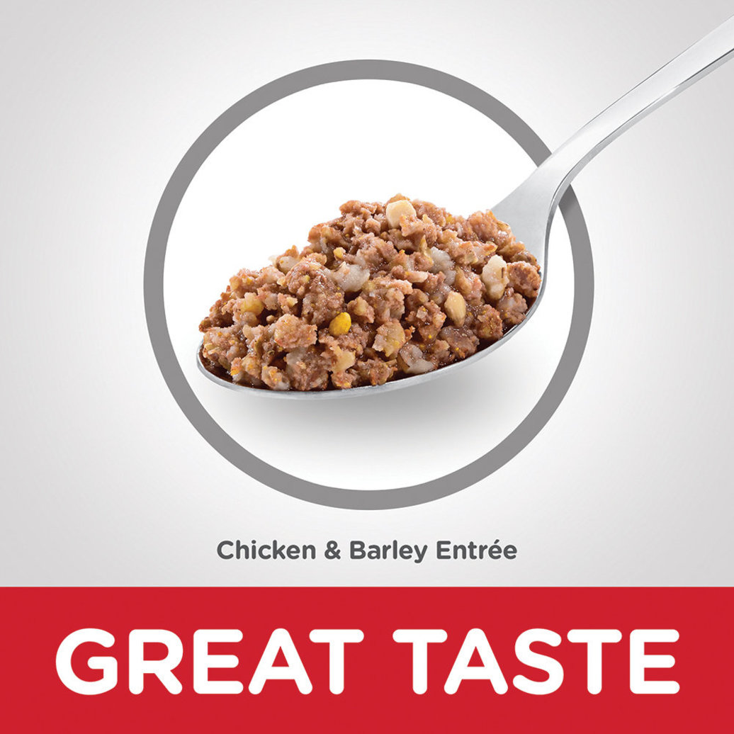 View larger image of Adult 7+ Chicken & Barley Canned Dog Food, 368 g