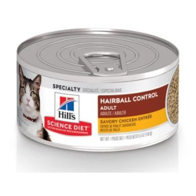 Feline Adult - Hairball Control - Savoury Chicken - 156 g