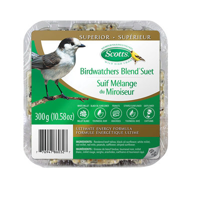 Birdwatchers Blend Suet - 300 g