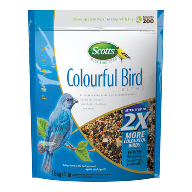 Scotts, Colourful Bird Blend
