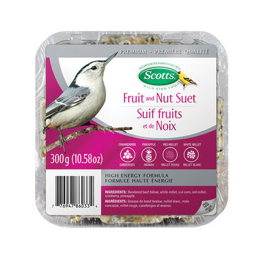 Fruit and Nut Blend Suet - 300 g