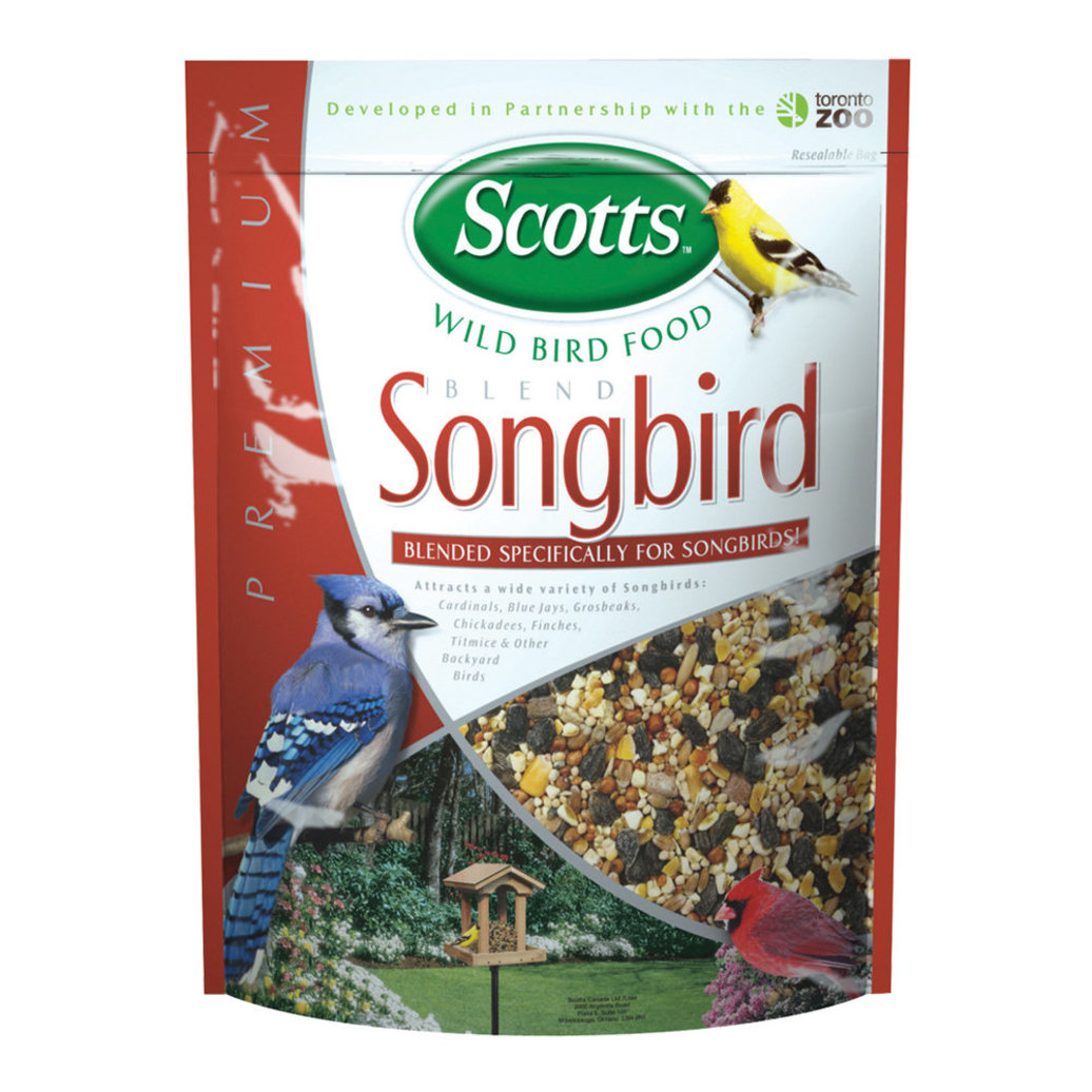View larger image of Scotts, Songbird Blend
