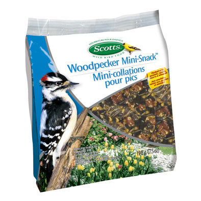 Woodpecker Mini Snack
