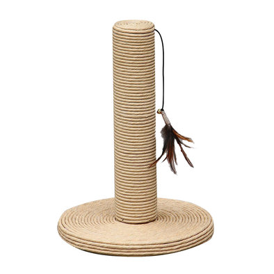 Sea Grass Scratch Post w/ toy