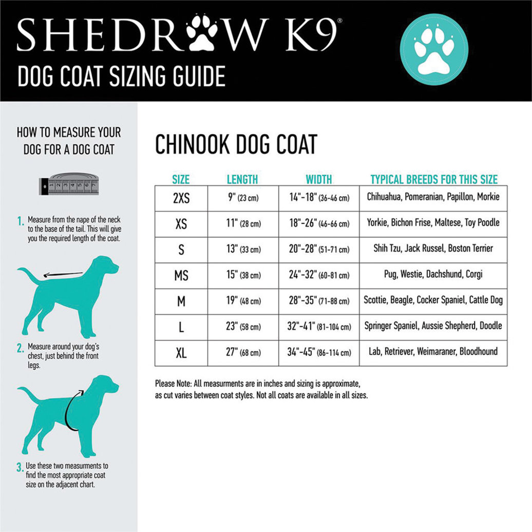 View larger image of Chinook Coat - Blue/Grey
