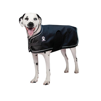 K9 Harbour Rain Coat - Black