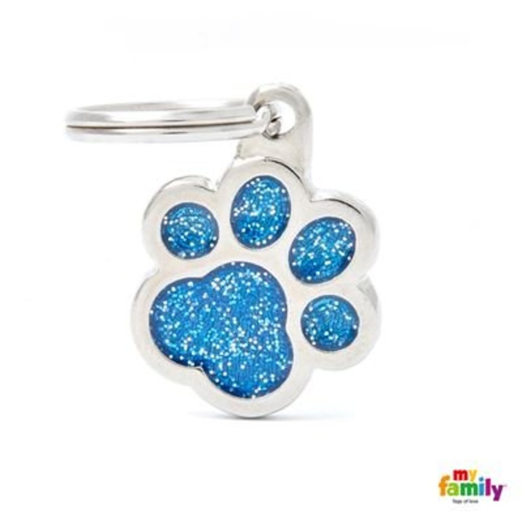 View larger image of Shine Blue Paw