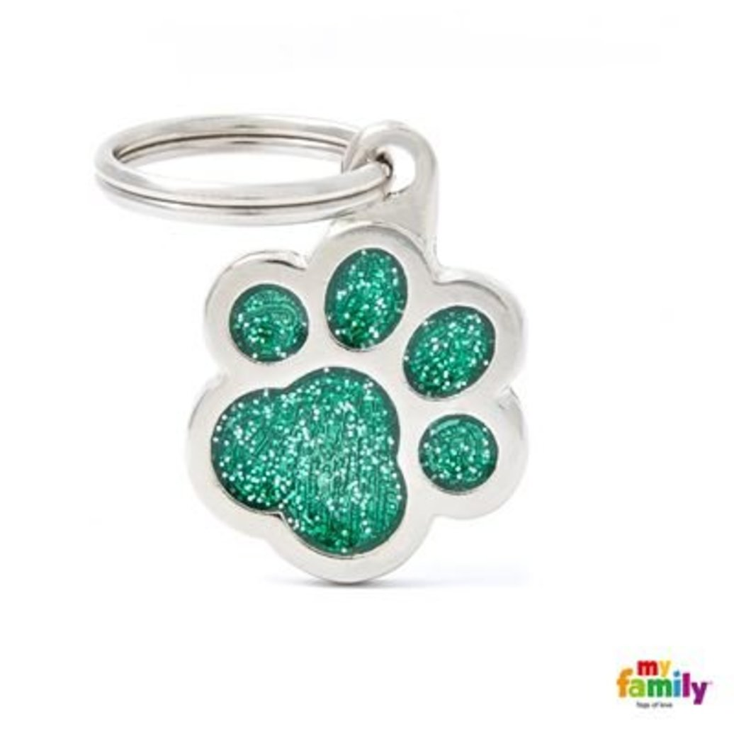 View larger image of Shine Green Paw