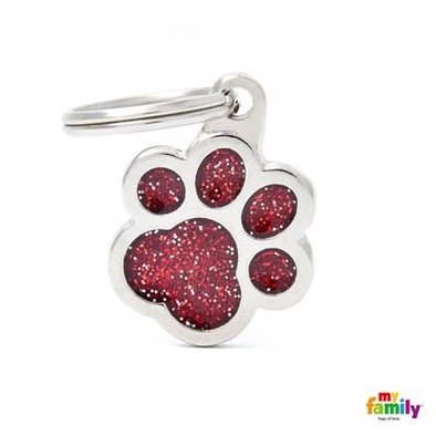Shine Red Paw