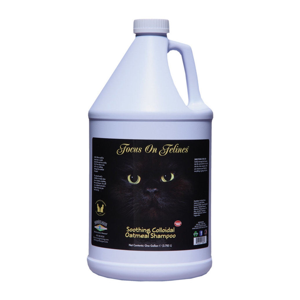 View larger image of FOF, Soothing Colloidal Oatmeal Shampoo for Cats