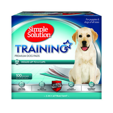 Original Training Puppy Pads - 100 Pk
