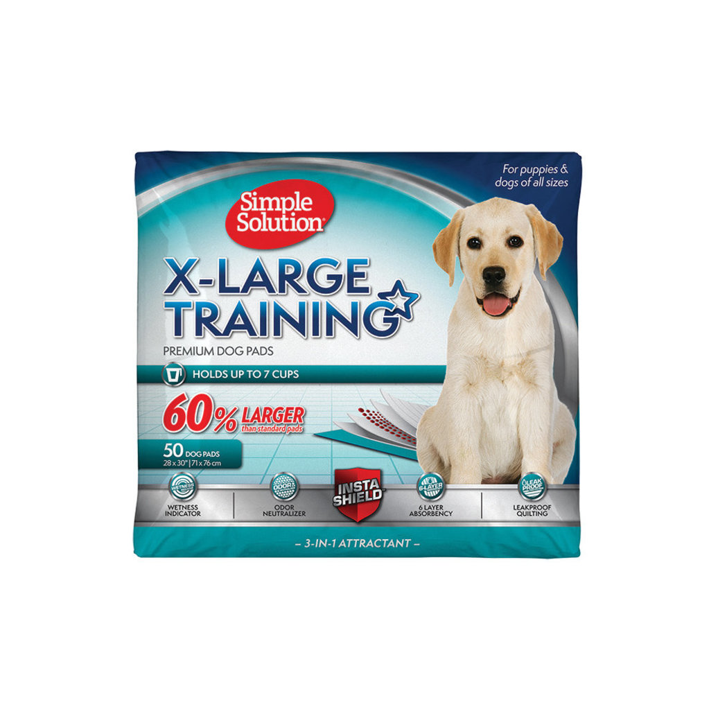 View larger image of Training Puppy Pads - 50 Pk - X-Large