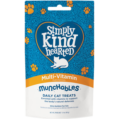 Feline Munchables Multi-Vitamin - 40 g