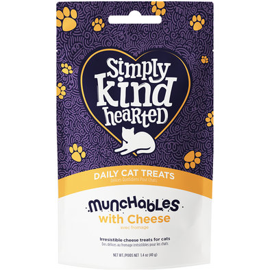 Feline Munchables with Cheese - 40 g