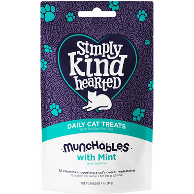 Feline Munchables with Mint - 40 g