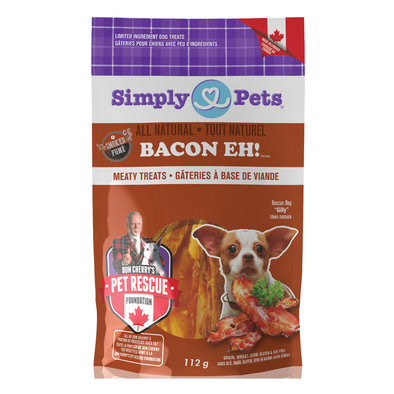 Treats - Bacon Eh! - 112 g
