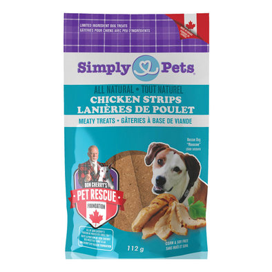 Treats - Chicken Strips - 113 g