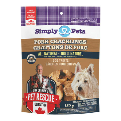 Treats - Sweet Pork Cracklings - 150 g