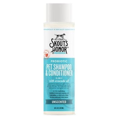 Probiotic Conditioner - Unscented - 16 oz
