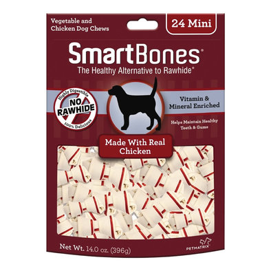Bones - Chicken - Mini - 24 pk