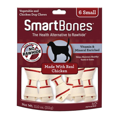 Bones - Chicken - Small - 6 pk