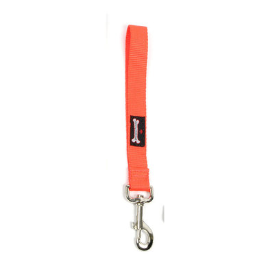 Nylon Traffic Lead - Orange
