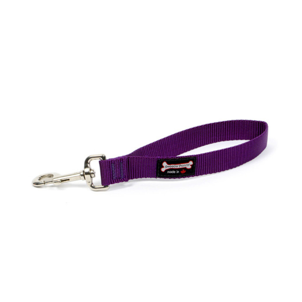 View larger image of Nylon Traffic Lead - Purple