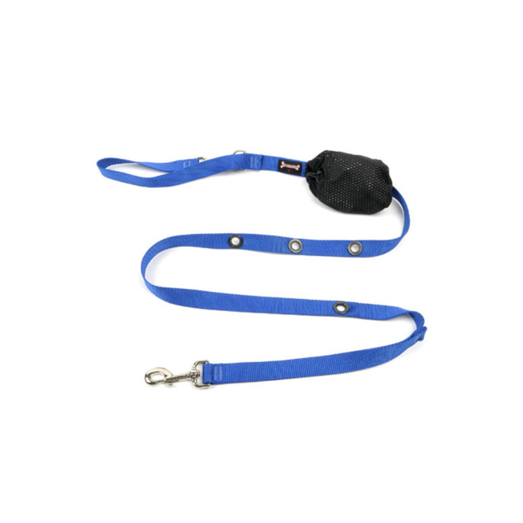 "View larger image of Optional Hands-Free Lead - Blue - 1"" Width - 8'"