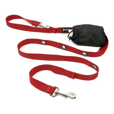 "Optional Hands-Free Lead - Red - 5/8"" Width - 6'"